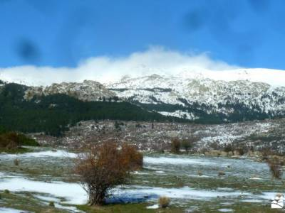 Cerro de La Camorza-La Pedriza;escapadas singles fin de semana senderismo para principiantes grupos